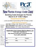 Building Code Changes for Florida March 9, 07 9:001:00pm Kimal Event Center Lunch provided PowerPoint PPT Presentation