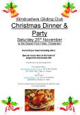 Windrushers Gliding Club Christmas Dinner PowerPoint PPT Presentation