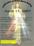 Celebration of Divine Mercy Sunday PowerPoint PPT Presentation