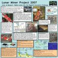 Lunar Miner Project 2007 PowerPoint PPT Presentation