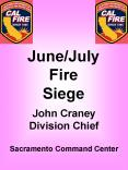 JuneJuly Fire Siege PowerPoint PPT Presentation