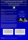 Computer Comprehensive Analysis of Bone Autograft versus Allograft Incorporation after Foot Surgery. PowerPoint PPT Presentation