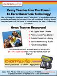 """Like%20a%20gift%20registry,%20teachers%20create%20""""wish%20lists""""%20of%20needed%20technology%20products%20and%20describe%20how%20each%20item%20will%20be%20utilized.%20Visiting%20donors%20can%20purchase%20wish%20list%20items,%20or%20donate%20money%20for%20future%20technology%20purchases. PowerPoint PPT Presentation"""