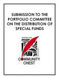 SUBMISSION TO THE PORTFOLIO COMMITTEE ON THE DISTRIBUTION OF SPECIAL FUNDS PowerPoint PPT Presentation