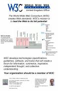 The World Wide Web Consortium W3C creates Web standards' W3C's mission is to lead the Web to its ful PowerPoint PPT Presentation