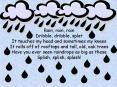 Rain, rain, rain PowerPoint PPT Presentation