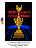 2010 Student Competitions PowerPoint PPT Presentation