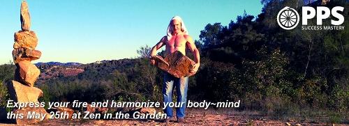Zen in the Garden Workshop - May 25, 2013