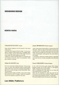 Kenya Hara - Designing Design