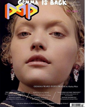 Pop Magazine - Magazine Subscription