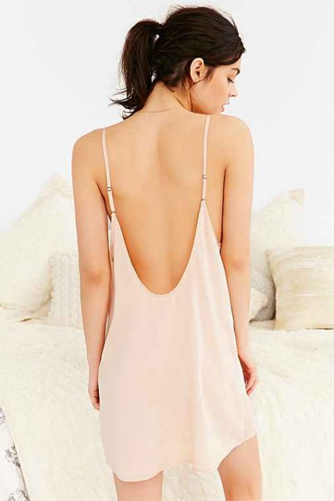 Urban Outfitters Out From Under Lyla Basic Slip