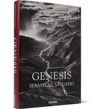 Taschen - Genesis by Sebastião Salgado Hardcover Book