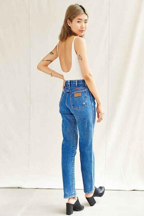 Urban Outfitters Urban Renewal Vintage Wrangler Jean
