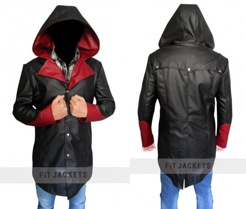 Fit Jackets Devil May Cry Long Coat