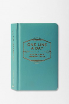 - One Line a Day: A Five-Year Memory Book