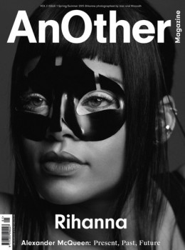 AnOther Magazine - AnOther Magazine featuring Rihanna