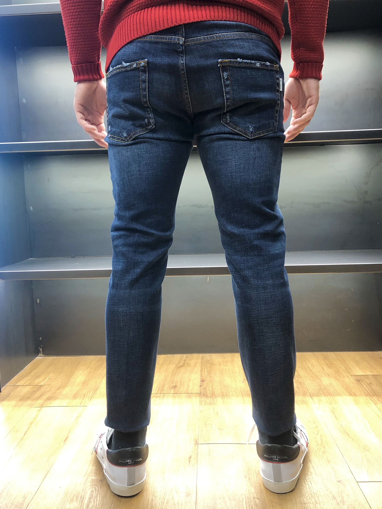 BEABLE JEANS BEABLE | Jeans | DAVIS HYC18