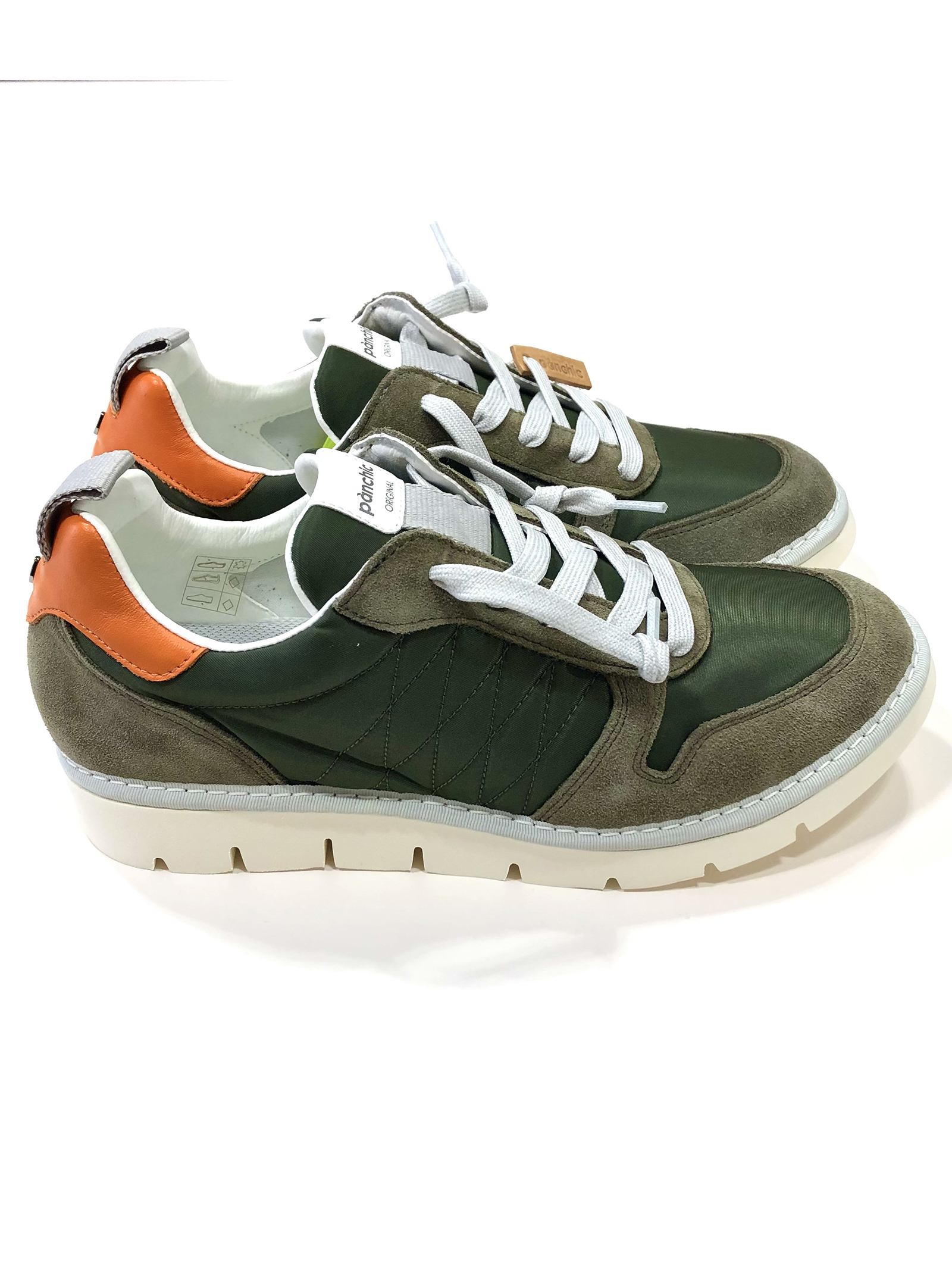 SNEAKERS MILITARY ORANGE Panchic | Scarpe | PM05M18021TS2MILITARY/ORANGE
