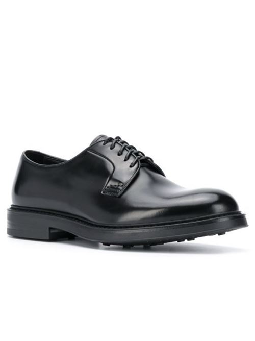DOUCAL'S DERBY NERO Doucal's | Scarpe | DU1385NN00