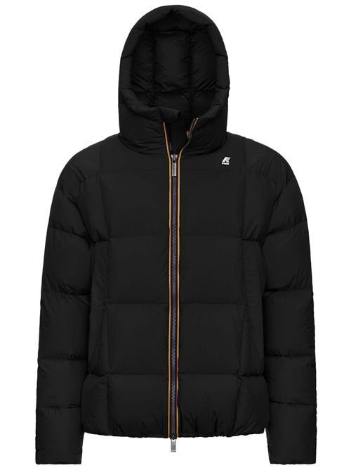 K-WAY GIUBBINO CREPIN THERMO HEAVY QUILTED K-WAY | Giubbini | K111BQWA40