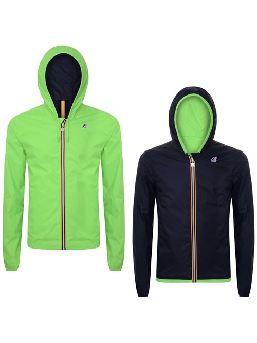 K WAY  JACQUES FLUO K-WAY | Giubbini | 2EV0900