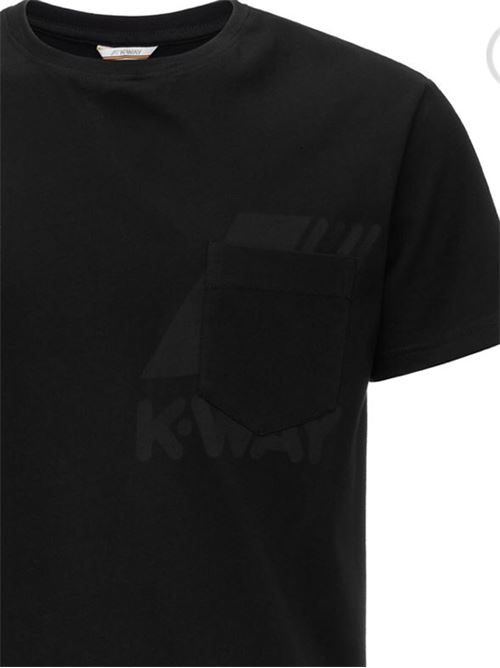 T SHIRT ROS K-WAY | T shirt | K51121WUSY