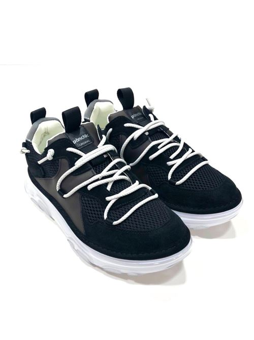 SNEAKERS BLACK WHITE Panchic | Scarpe | P21M18023TS2BLACK WHITE