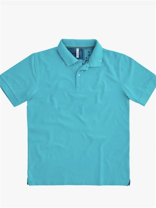 POLO COLD DYE DETAILS ACQUA Sun 68 | Polo | A3110494