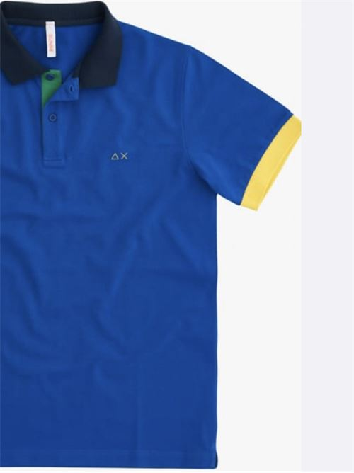 polo 3 color way el ROYAL Sun 68 | Polo | A3111258