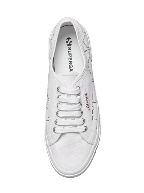 THROWBACK SUPERGA LIMITED EDITION Throwback | Scarpe | TBA SUPERGABIANCA
