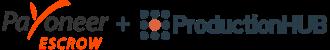 Payoneer Escrow + ProductionHUB