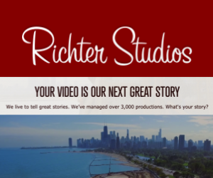 Richter Studios - Chicago corporate video production company