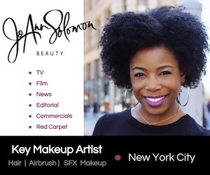 JoAnn Solomon - Makeup Artist / Hair - New York City