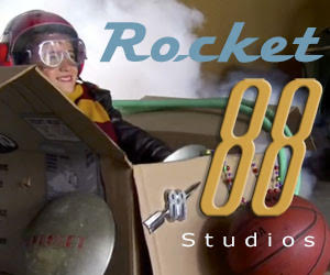 Rocket 88 Studios. Video Production. Commercials. Corporate. Film. Los Angeles.