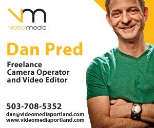 Dan Pred. Portland, Oregon Camera Operator, DP, Editor