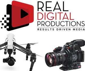 Real Digital Productions North Carolina production company