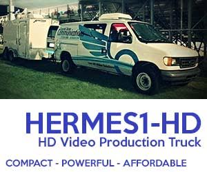 Capital Area Communications - Mobile Production Unit - HD Production Van