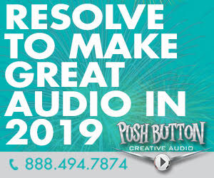 Push Button Productions Creative Audio Jingles Recording Studios Orlando, Florida