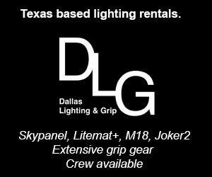 Dallas Lighting & Grip - Lighting Rentals Texas