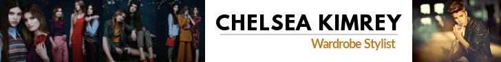 Chelsea Kimrey Wardrobe Stylist Fashion Commercial Editorial