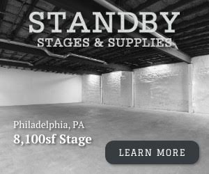 Standby Stages & Supplies Studio Soundstage filming location in Philadelphia, Pennsylvania