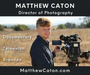 Matthew Caton Director of Photography