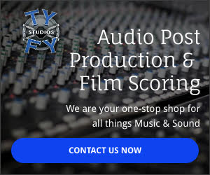 Ty Fy Studios Audio Post Production Services Sound Design
