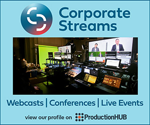 Corporate Streams Live Streaming Webcasting Virtual events California
