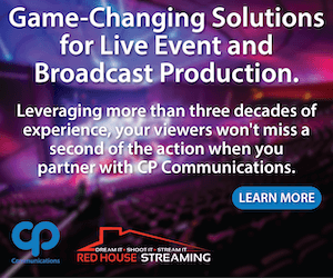 Red House Streaming Studios Live Streaming Studio Florida CP Communications