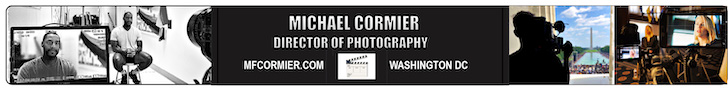 Michael Cormier DP Cinematographer Camera Operator