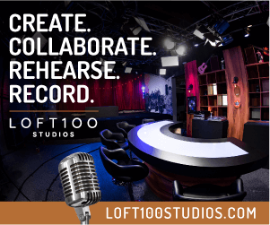 LOFT 100 Studios Studio Soundstage Recording Studio Production Studio
