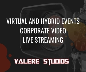 Valere Studios - Full service video production company specializing in corporate videos, commercials, social media, live events.   Live stream and production studio downtown Cincinnati.