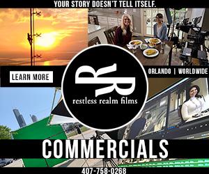 Steve Radley Restless Realm Films Orlando Florida Commercial Directors Commercial Production Branding