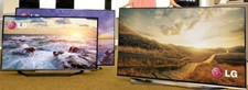 LG's Got a New Fleet of Colorful 4K TVs